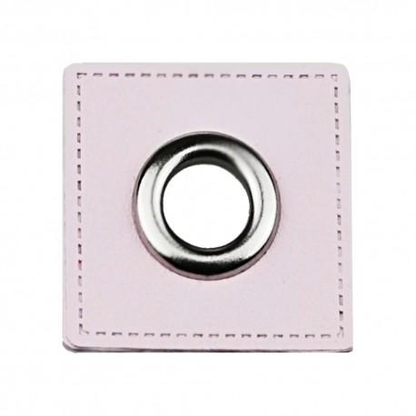 Leatherette Patches - 12 Squares
