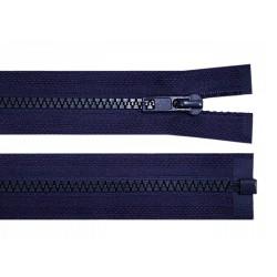 Plastic-Molded Zipper