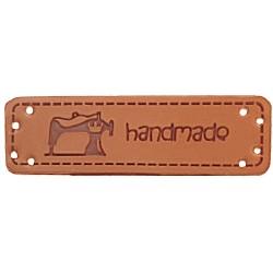 "Label ""Handmade"" mit Motiv - 10 St."