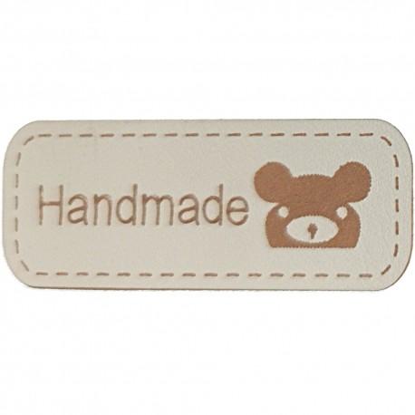 """Label """"Handmade"""" mit Koalabär - 10 St."""