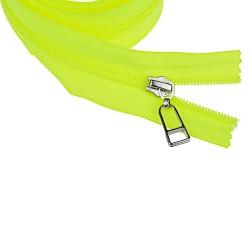 Nylon Metallic Zipper 5mm