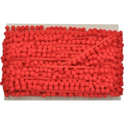 Galon pompons 9 mm