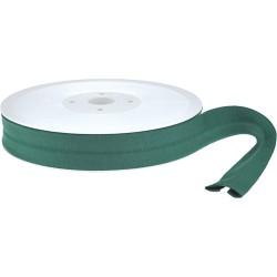 Schrägband uni - olivgrün