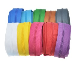 Nylon Zipper 3mm