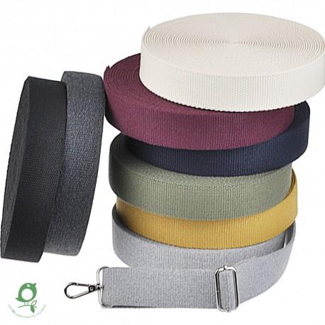 Belt -  cotton 30mm