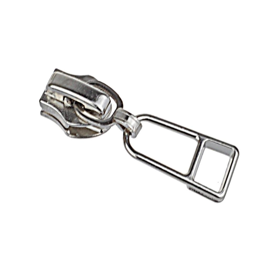 50 pcs. - 0013 nickelé (longueur du pendentif 22mm)