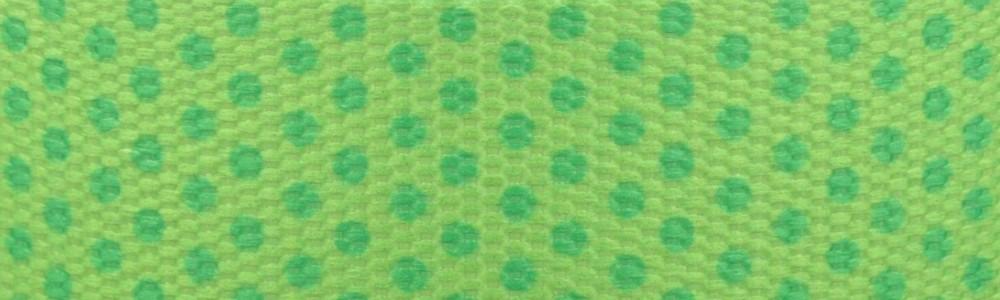 15m - Dots grün/grün
