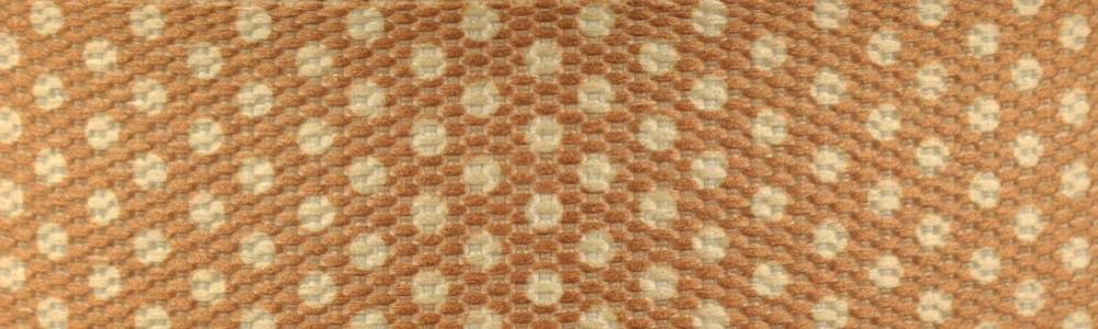 15m - Dots beige/braun