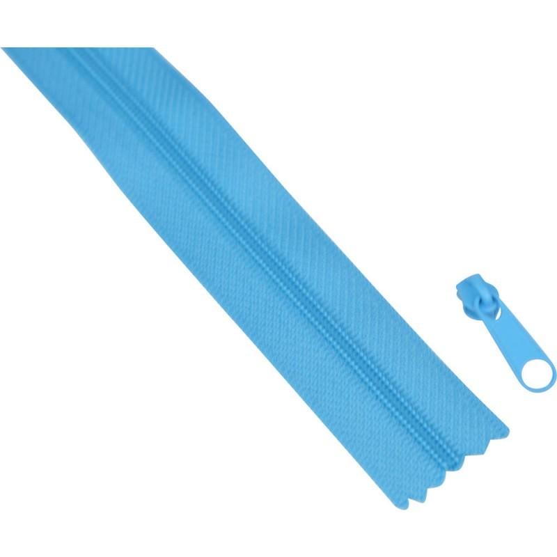 10m Tape + 30 Sliders - 0200 turquoise