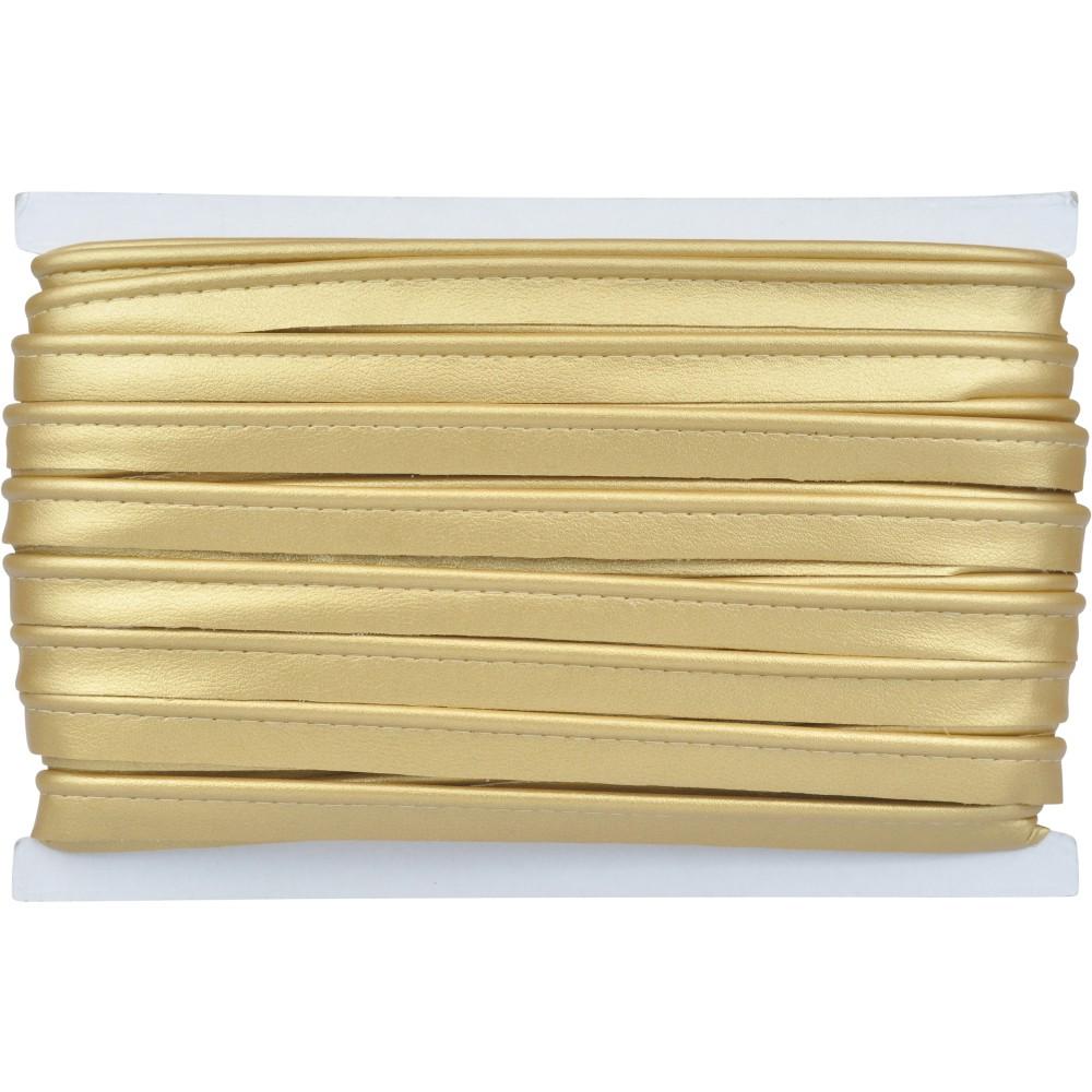 20m - 0026 goldfarben genarbt