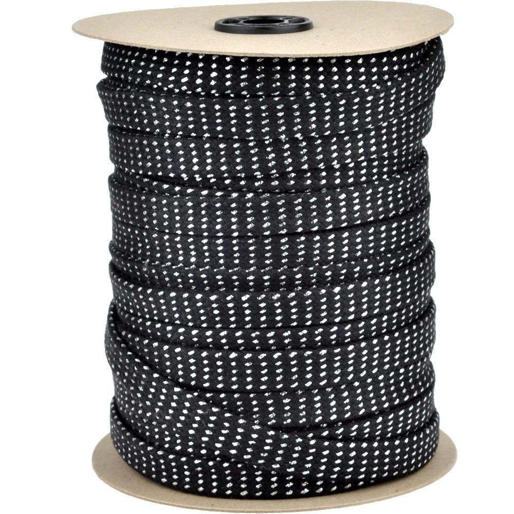 50m - 0034 schwarz-silber