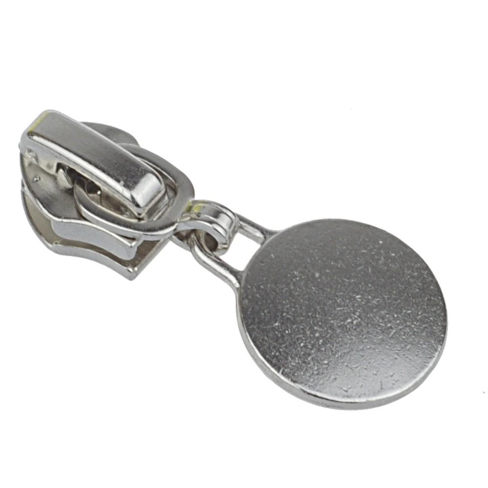 50 pcs. - 0015 nickelé (longueur du pendentif 20mm)