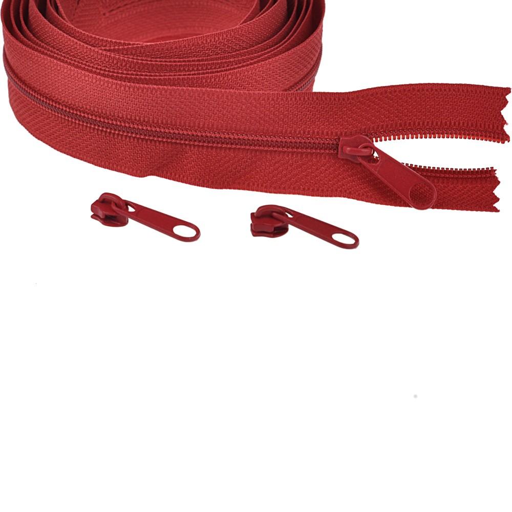 50m - 0160 dark red