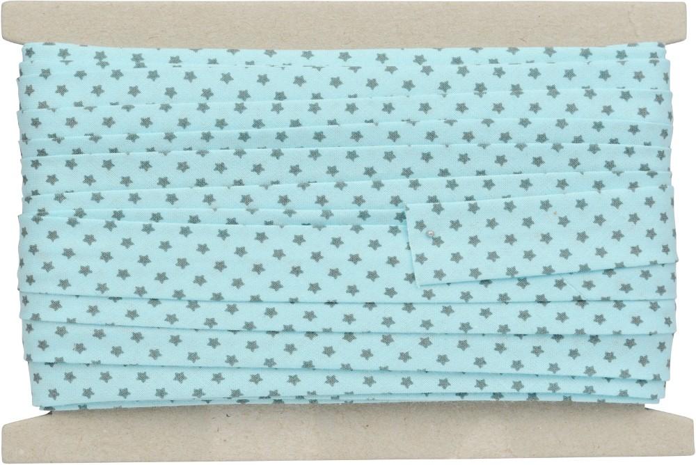 20m - 0171 grey stars on mint