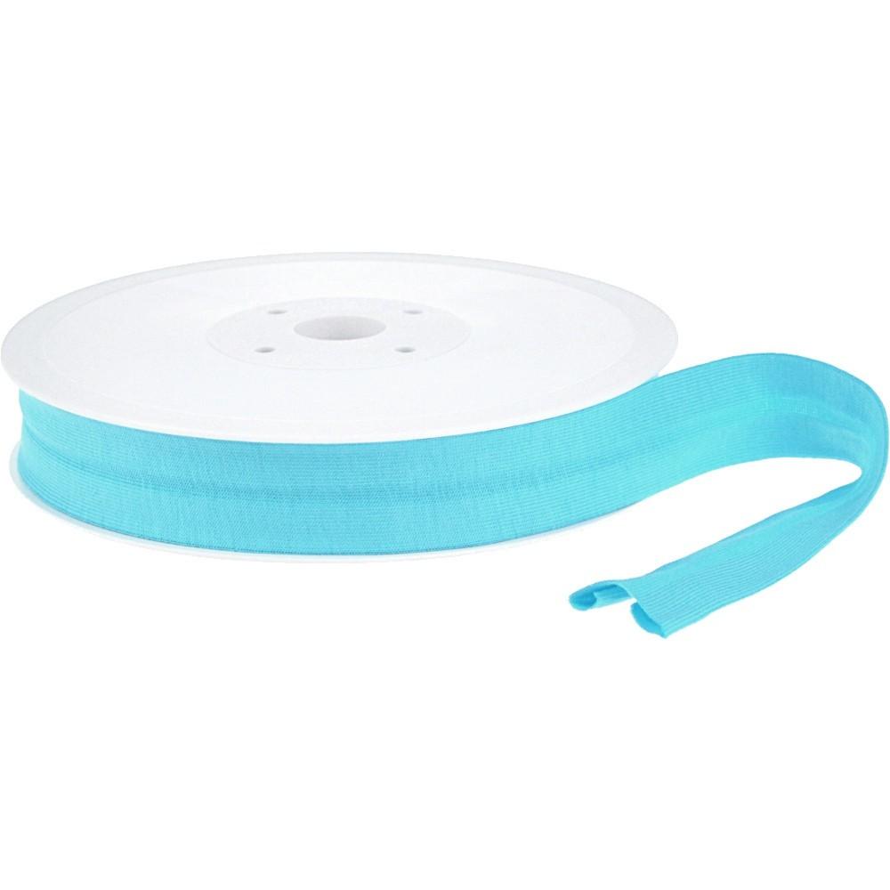 20m - 0083 MINT - Schrägband Jersey 20/10 mm