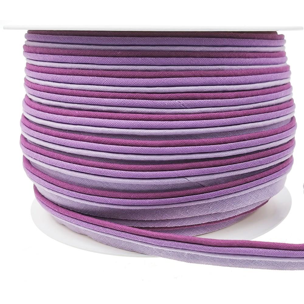 25m - flieder/violett/dunkelviolett (72-74-75)