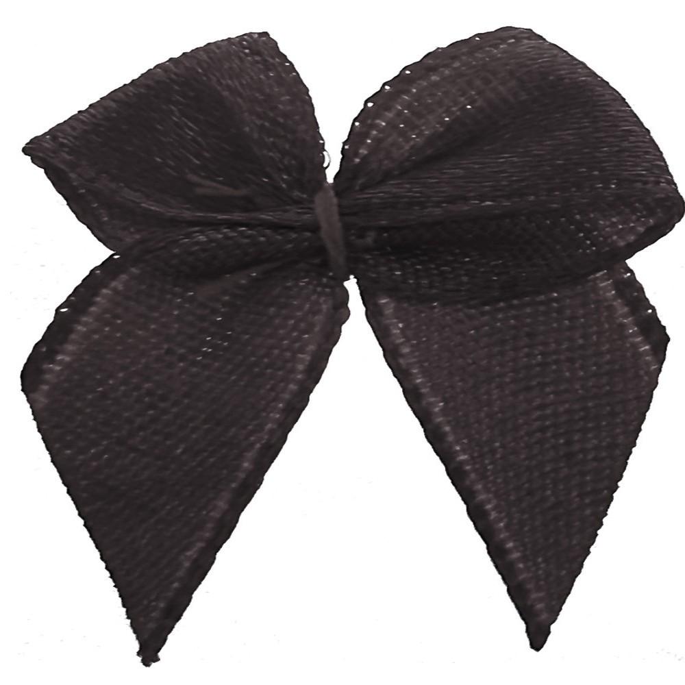 20 St. - 0013 Minischleife schwarz