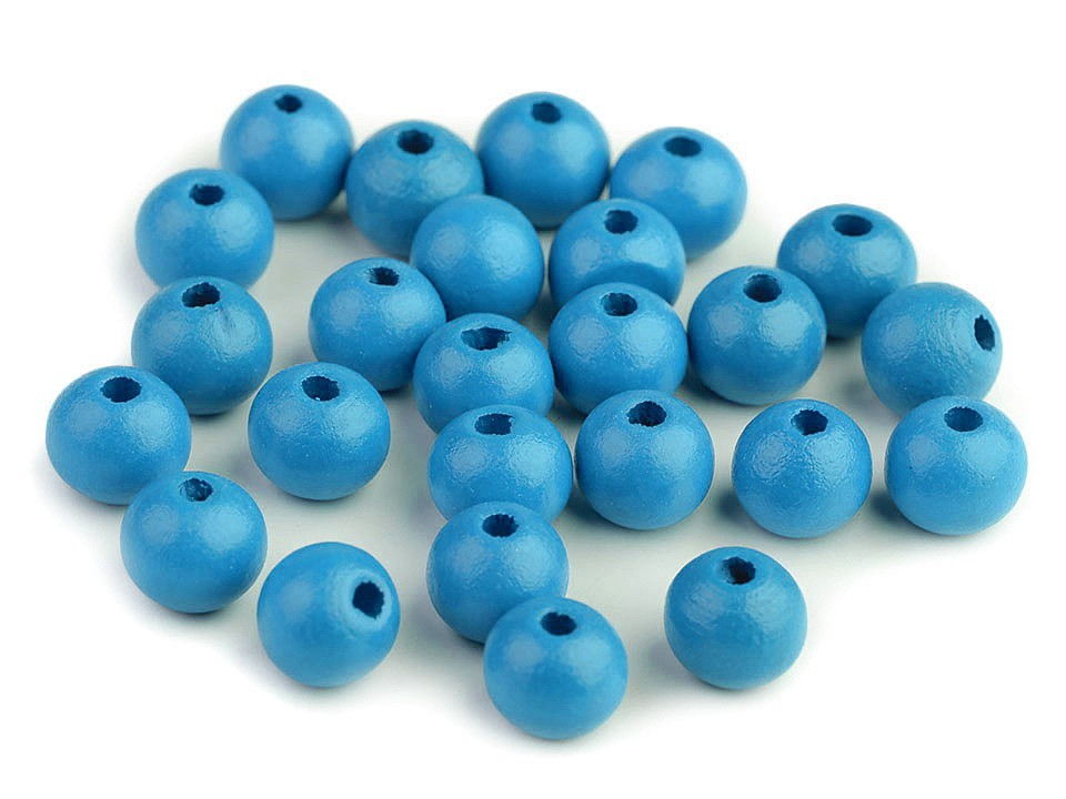 20 St. - 0012 blau, 10mm Ø