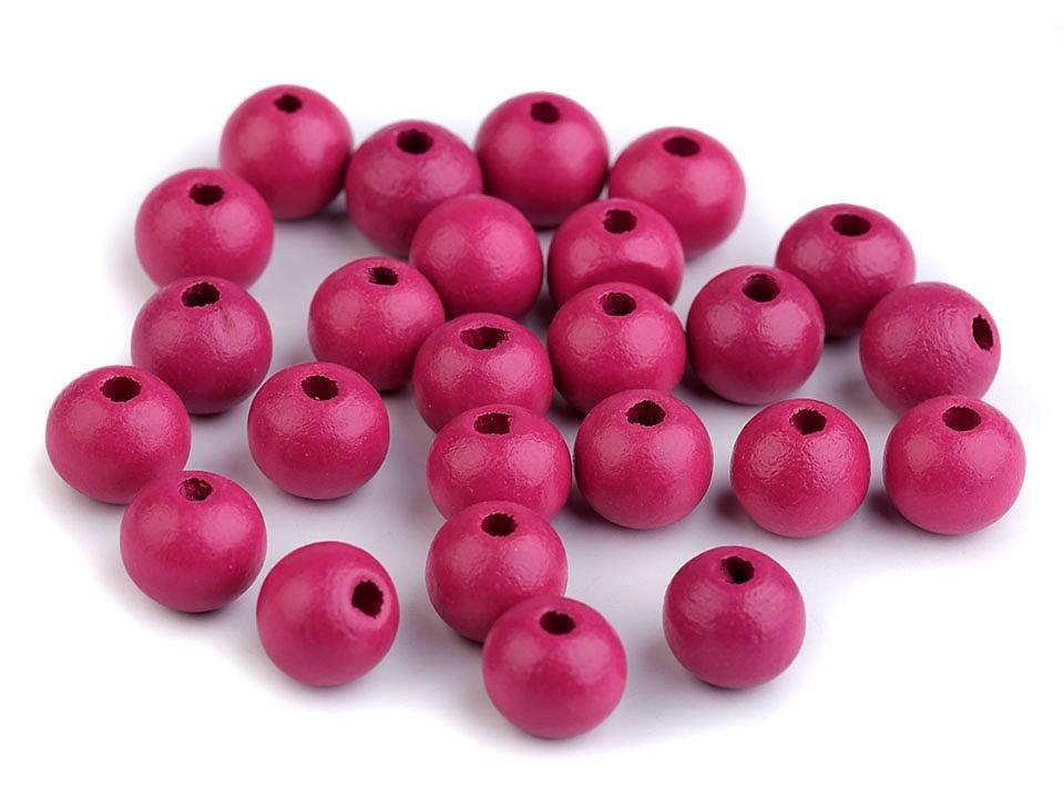 20 St. - 0017 pink, 10mm Ø