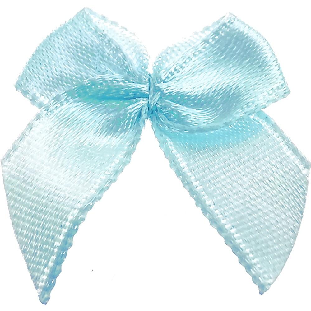 20 St. - 0020 Minischleife himmelblau