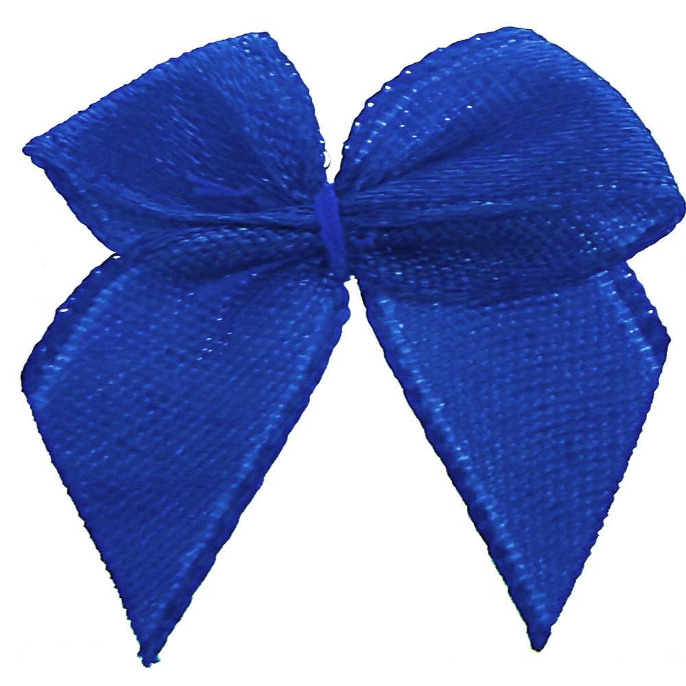 20 St. -  0027 Minischleife royalblau