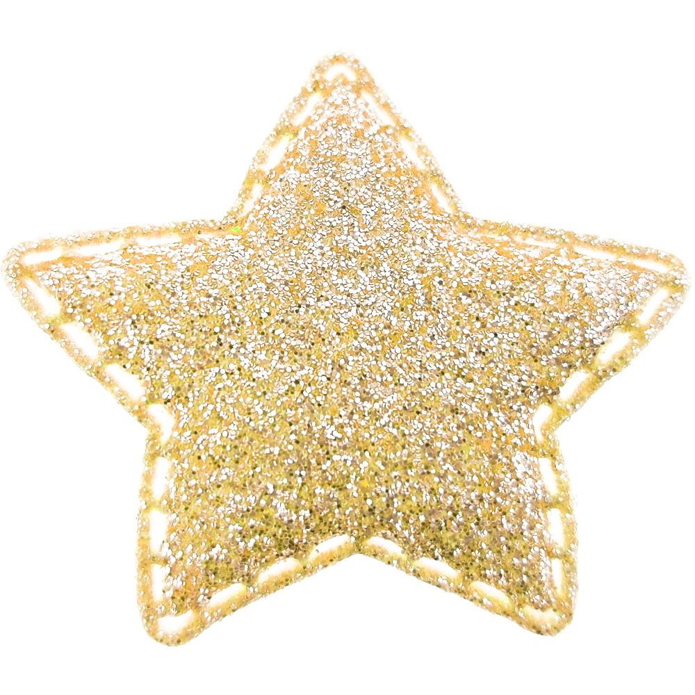20 St. - Stern gold, 35 x 35mm
