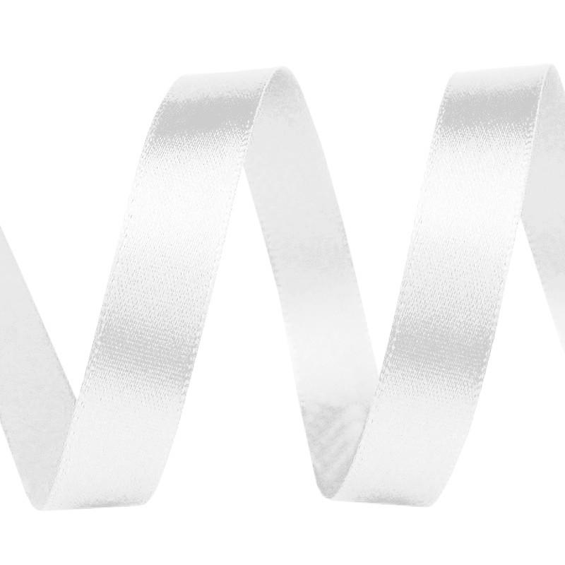 20m - 10mm breit, 0001 weiß