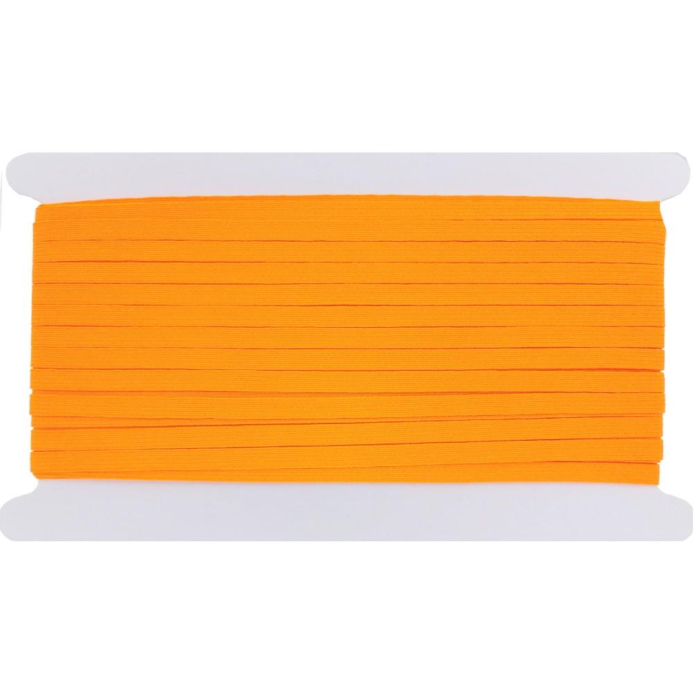 25m - neon orange, schmal