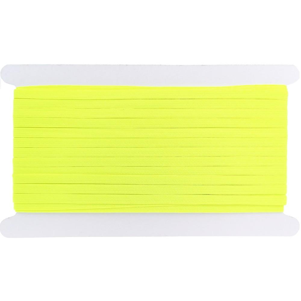 25m - neon gelb, schmal