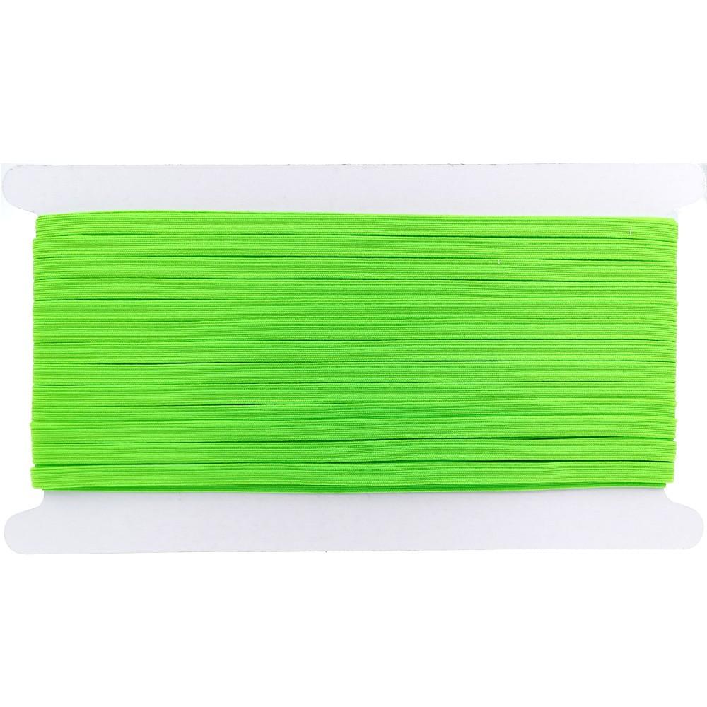 25m - neon grün, schmal