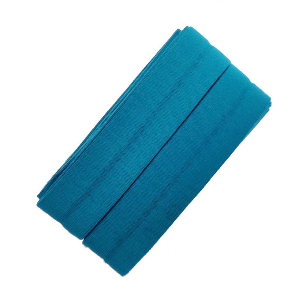 3m - 1377 MOSAIC BLUE - Schrägband 20/10 mm