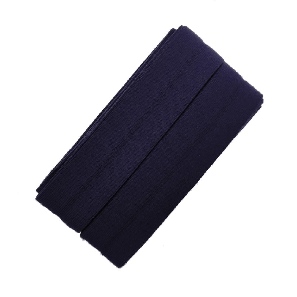 3m - 1117 NAVY - Schrägband Jersey 20/10 mm