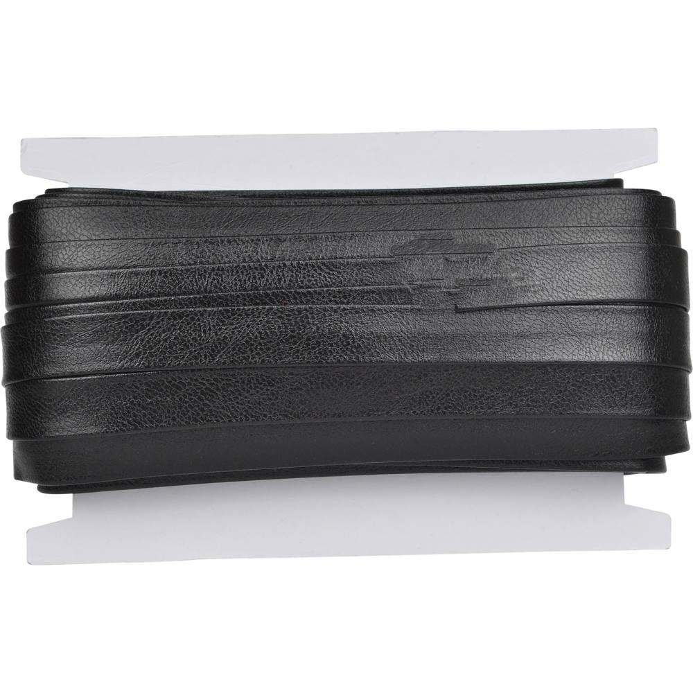 20m - 001V schwarz glänzend genarbt