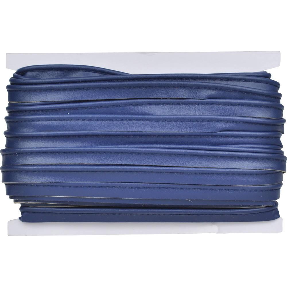 blau genarbt