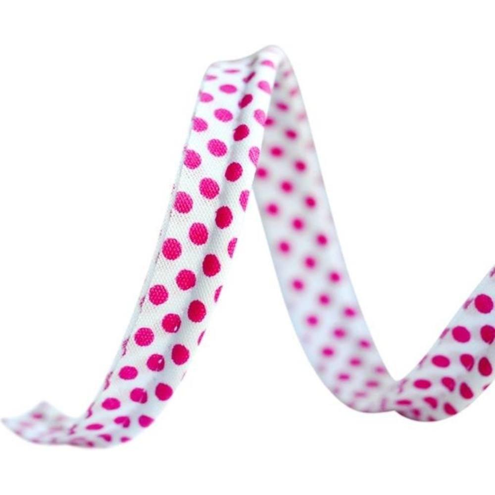 25m - 6114 Punkte pink/weiß