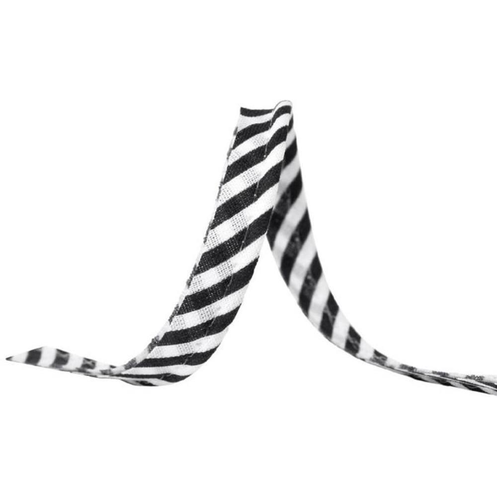 25m - 1001 Streifen schwarz