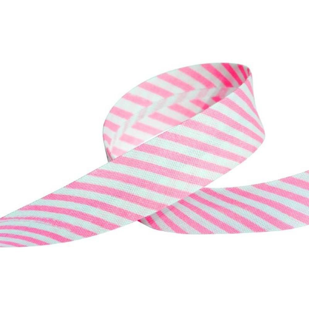 Streifen rosa