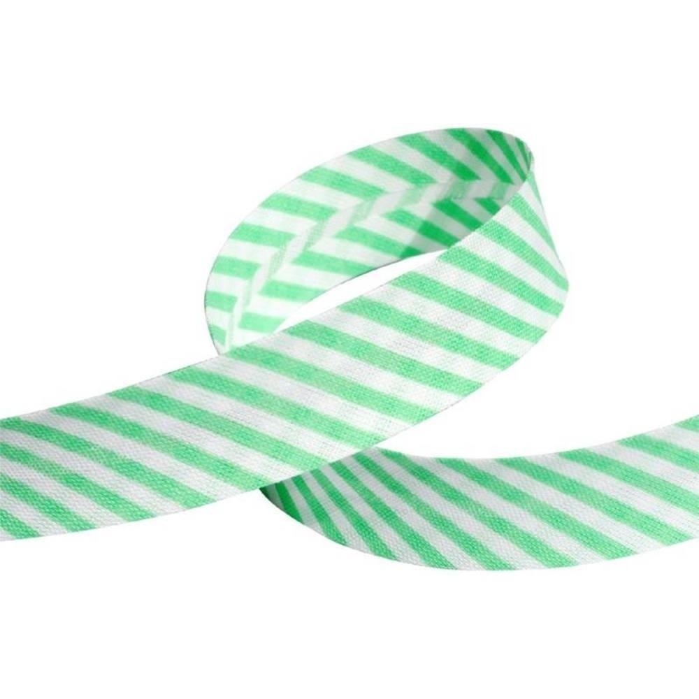 Streifen lichtgrün
