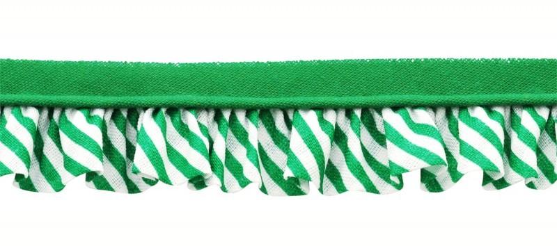 25m - 1055 Rayures vert